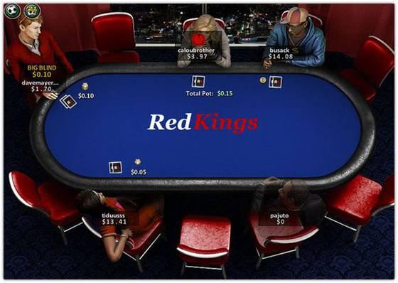 Покер-рум RedKings.