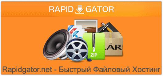 Заработай с файлообменником Rapidgator.net