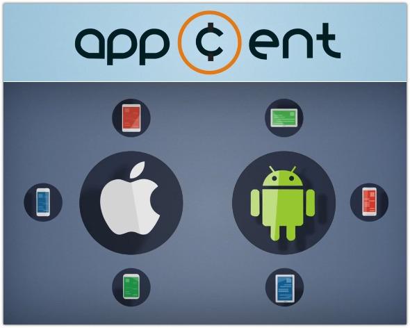 Зарабатывай в интернете с проектом AppCent.