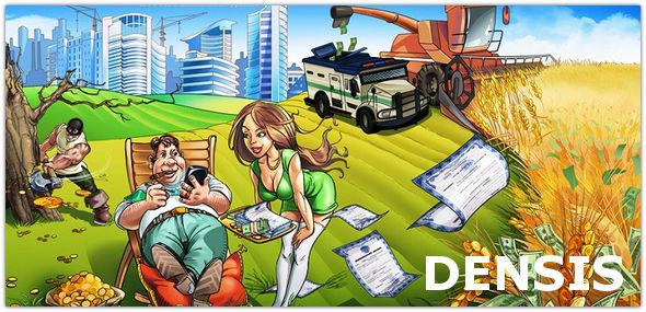 DENSIS – онлайн игра с выводом денег.