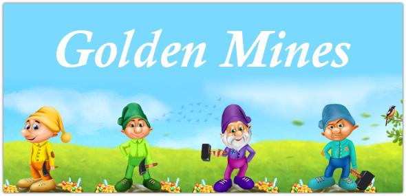 Golden Mines – популярная инвестиционная игра с выводом денег.