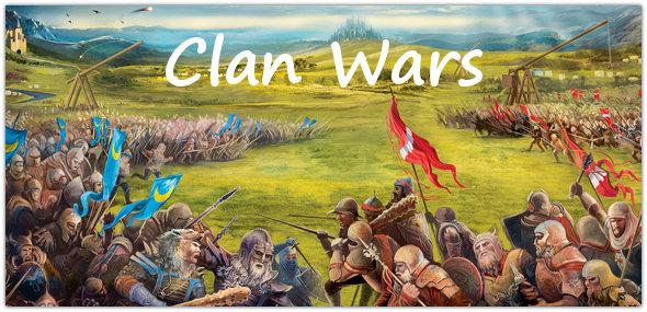 Партнерская программа от популярного игрового проекта Clan Wars.